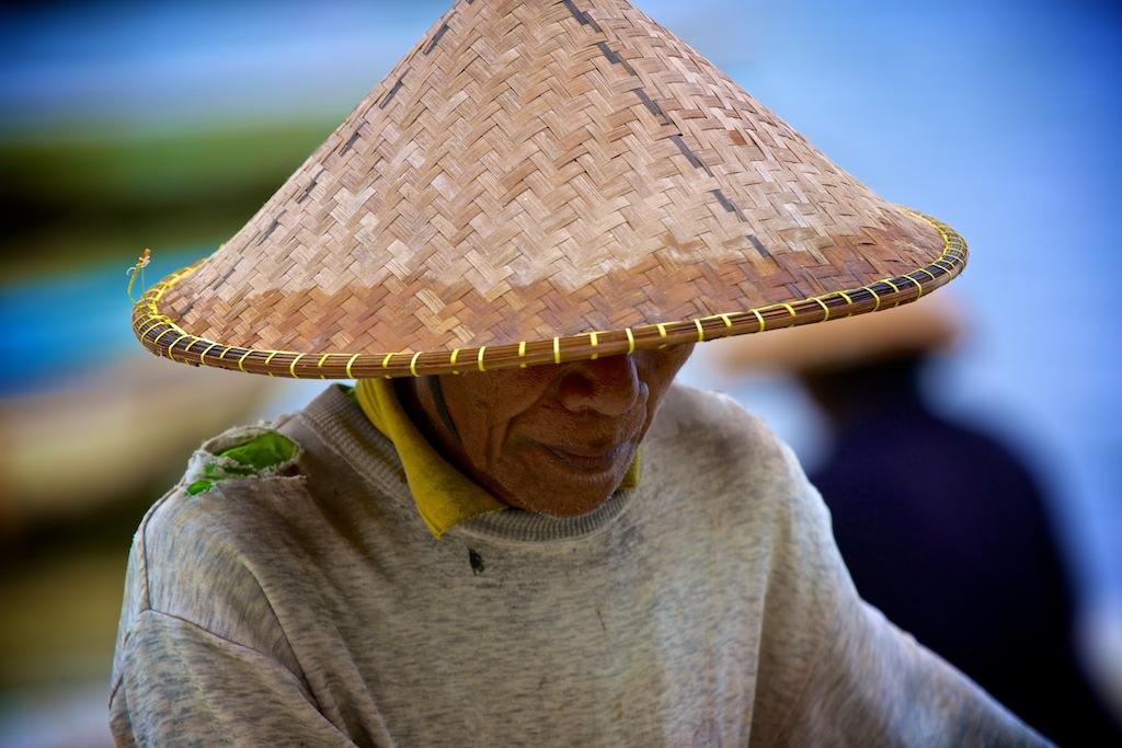 Havtang høstes på Lembongan 7