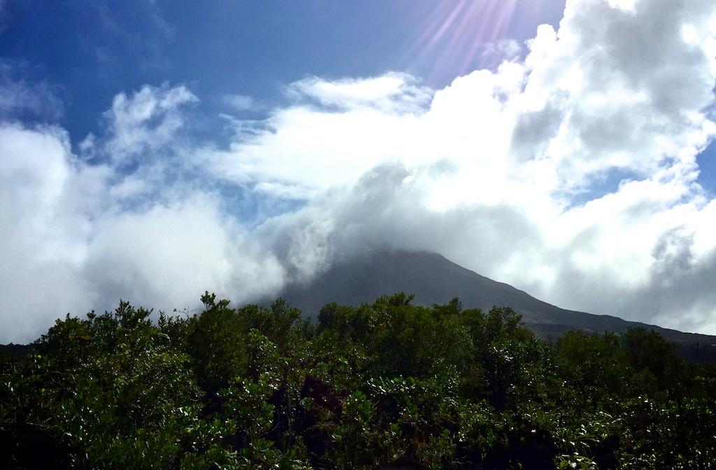 Arenal_vulkan i Costa Rica