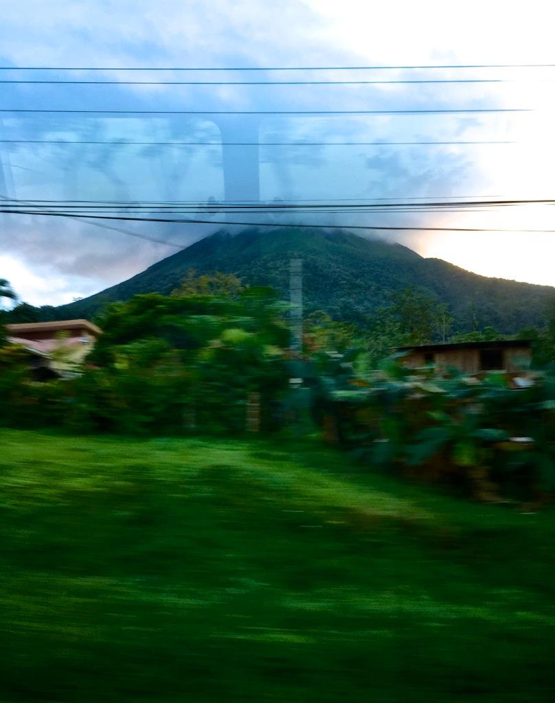 Arenal_vulkan i Costa Rica 12