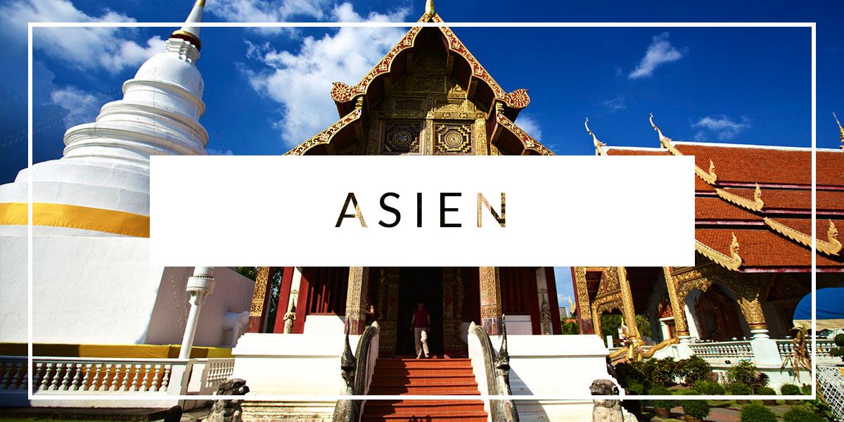 Asien rejseguide