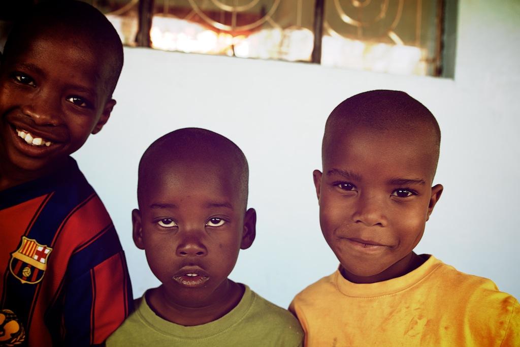 Børnehjemmet ved Karatu 3