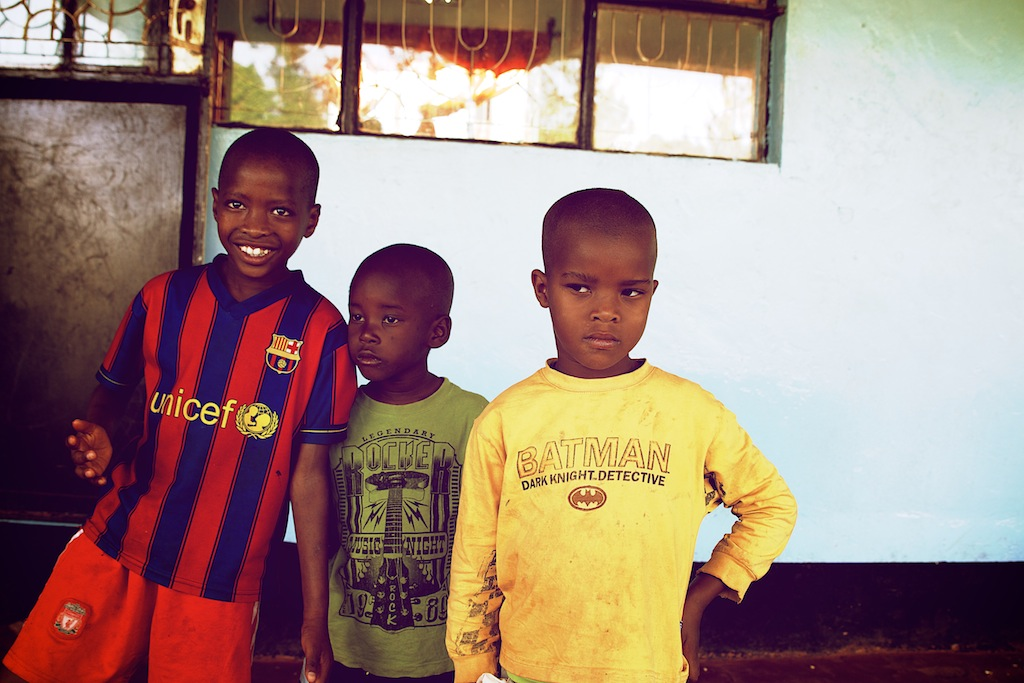 Børnehjemmet ved Karatu 4