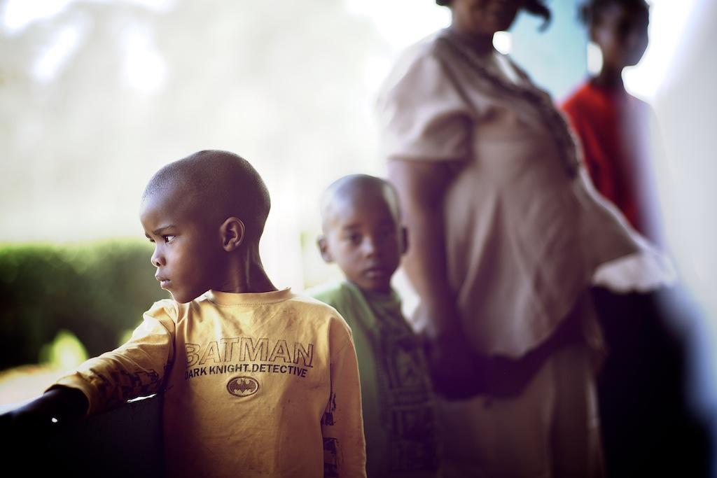 Børnehjemmet ved Karatu 9