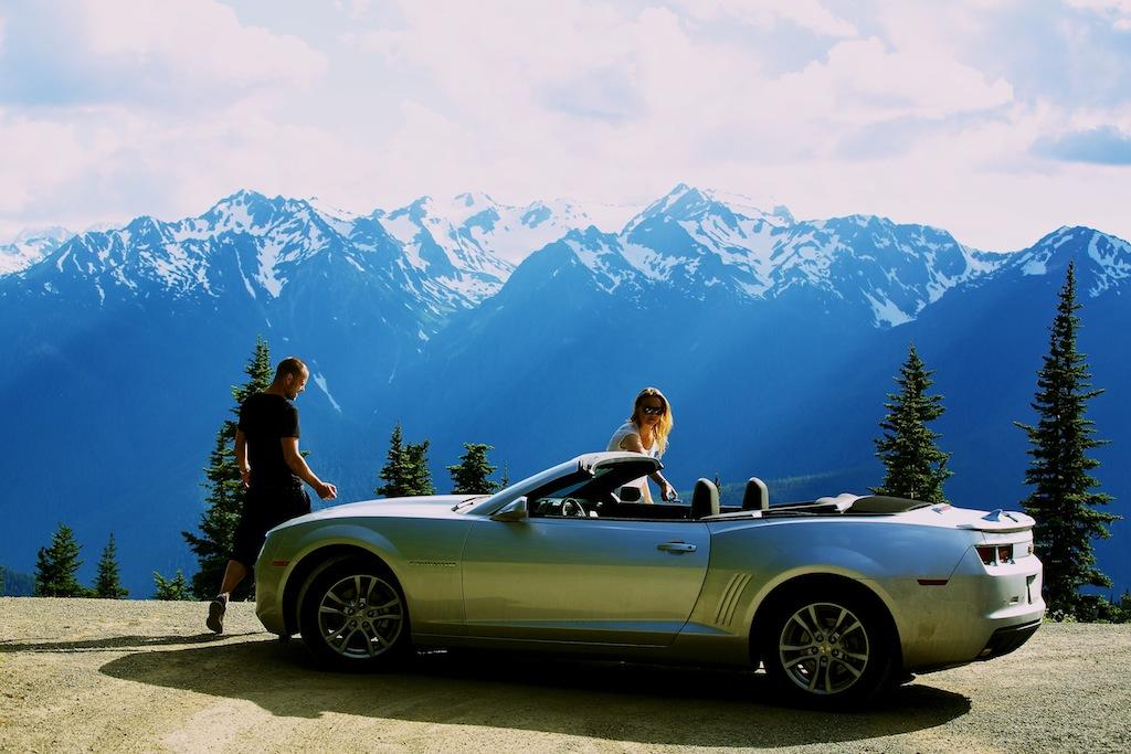 Bjerge i Washington USA 10