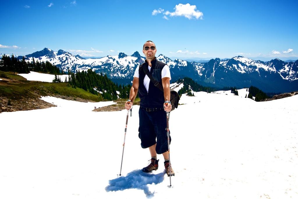 Bjerge i Washington USA 5