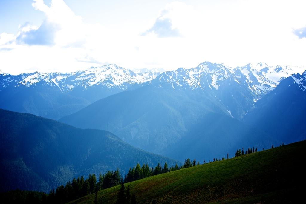 Bjerge i Washington USA 7
