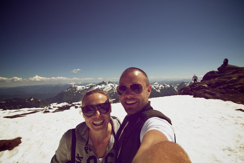 Bjerge i Washington USA 8