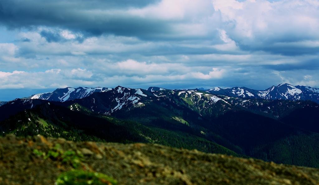 Bjerge i Washington USA 9