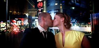 Bliv gift i Las Vegas