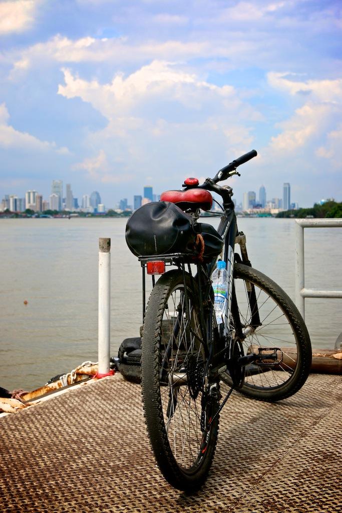 Cykle i Bangkok 14