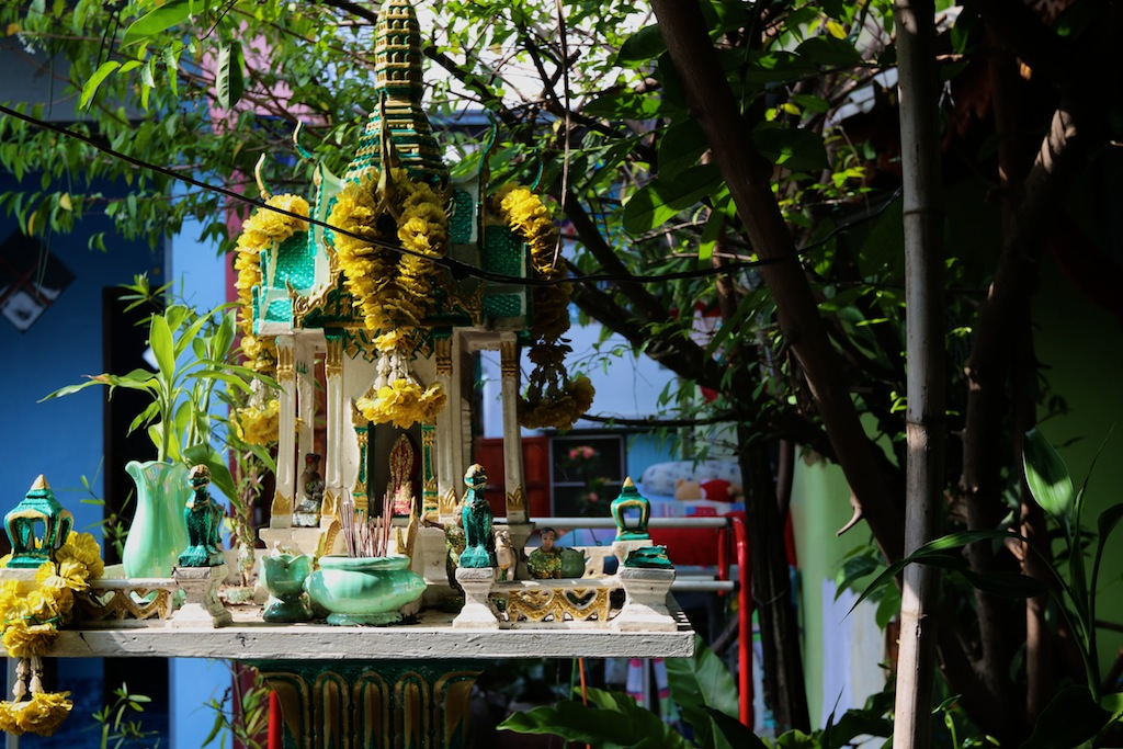 Tempel i Bangkok
