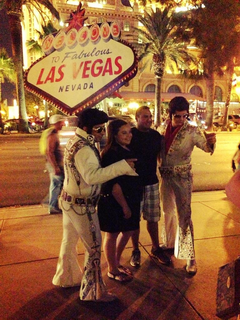 Elvis i Las Vegas