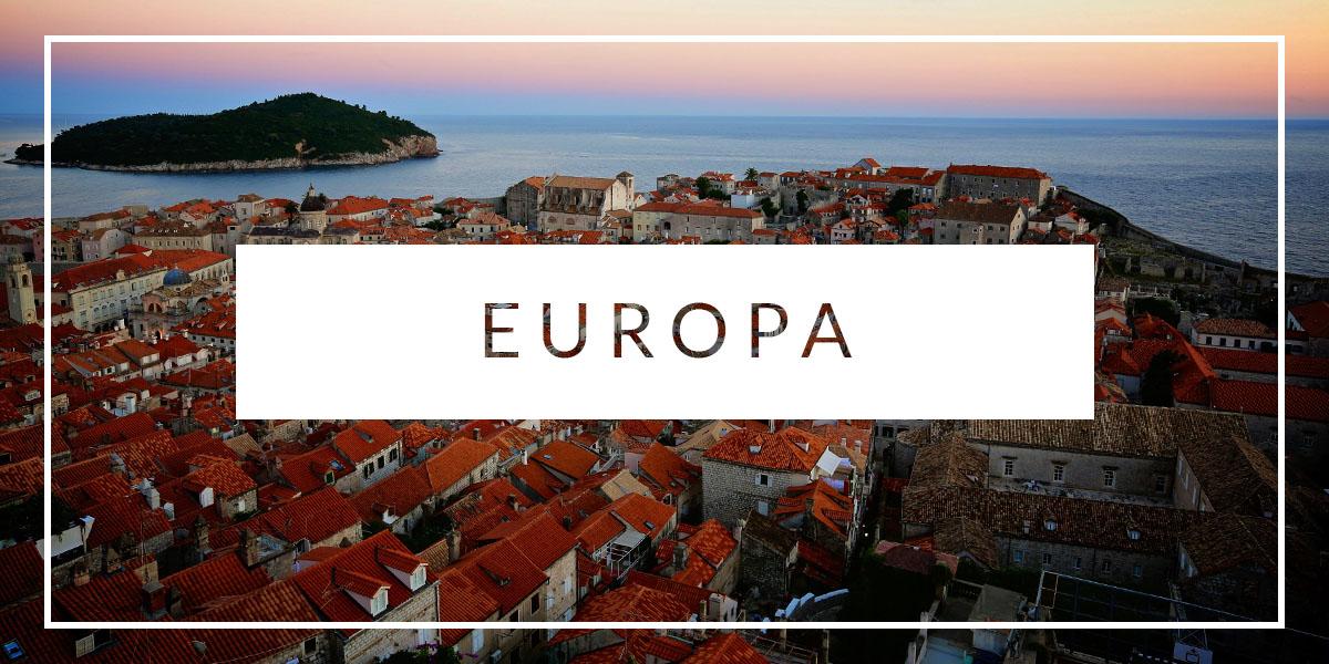 Europa rejseguide