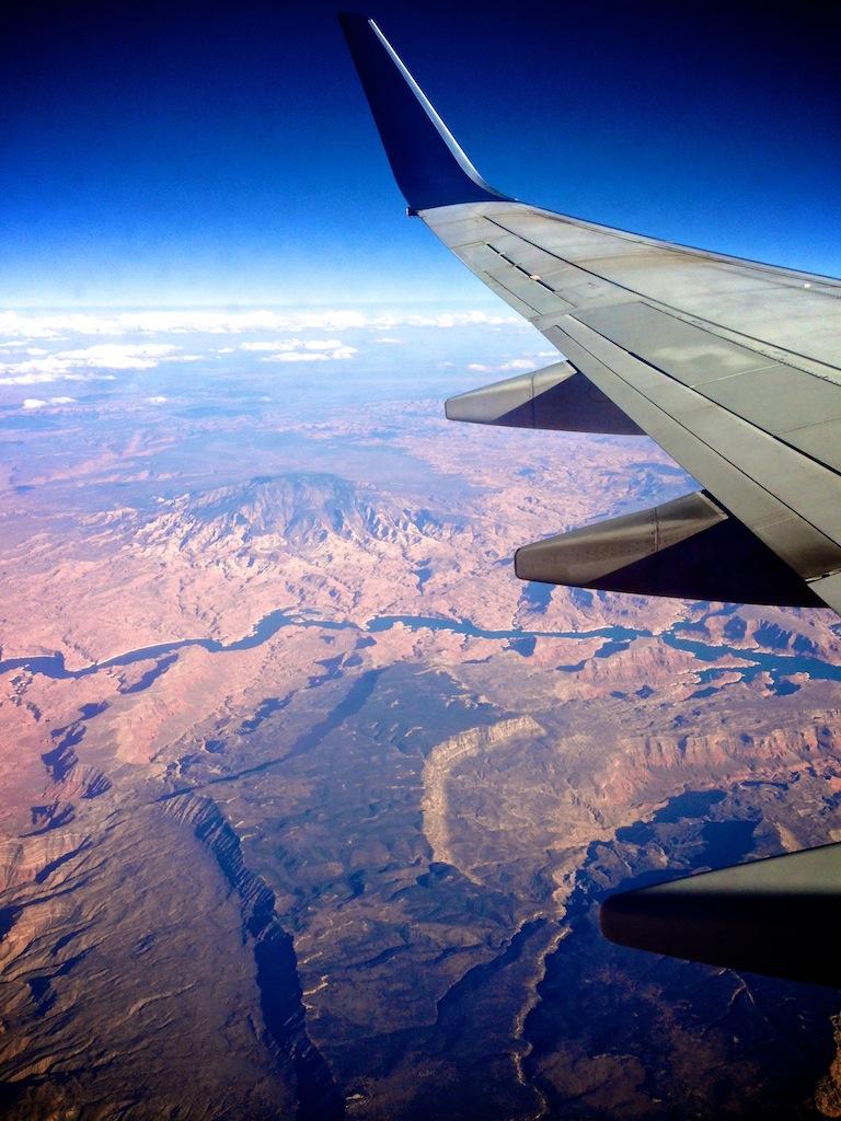 Fly til Las Vegas