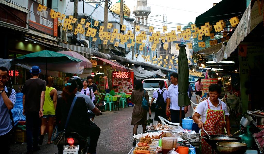 Gadekøkken Bangkok