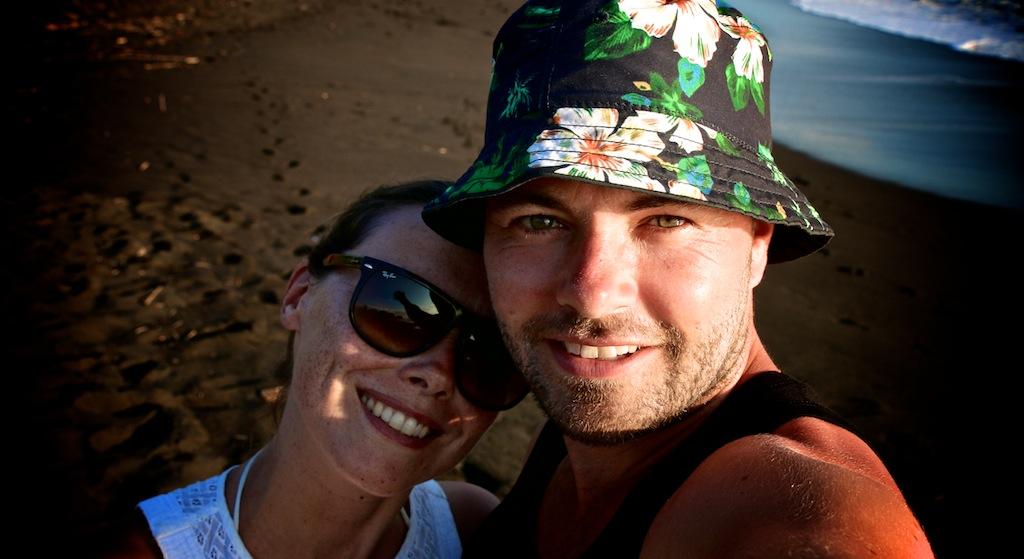 Rejsebloggere i Costa Rica