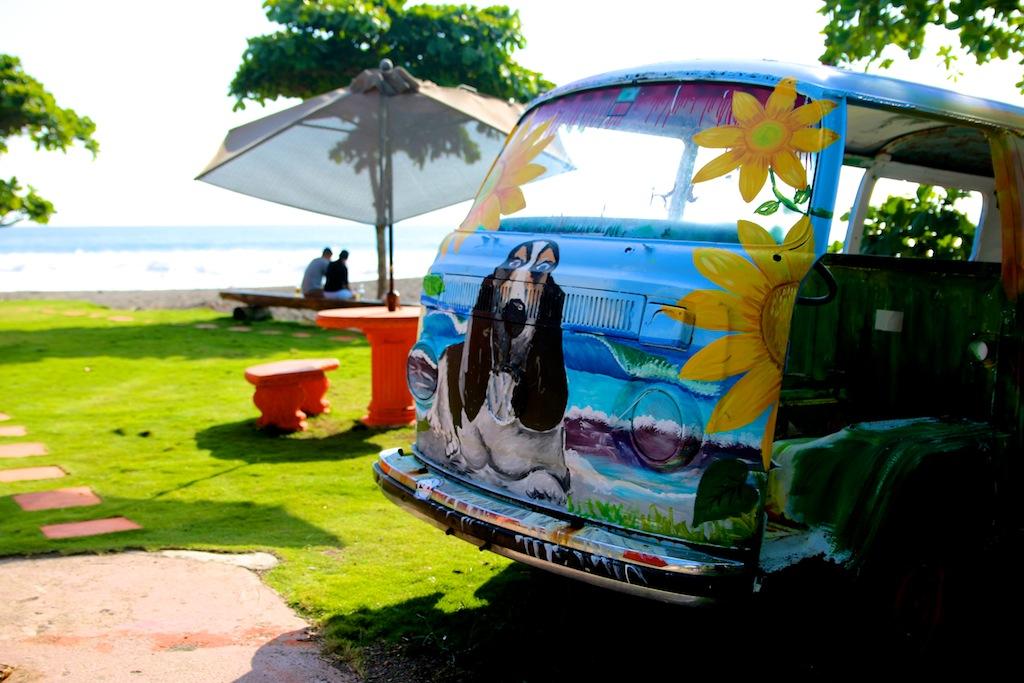 Hermosa strand Costa Rica