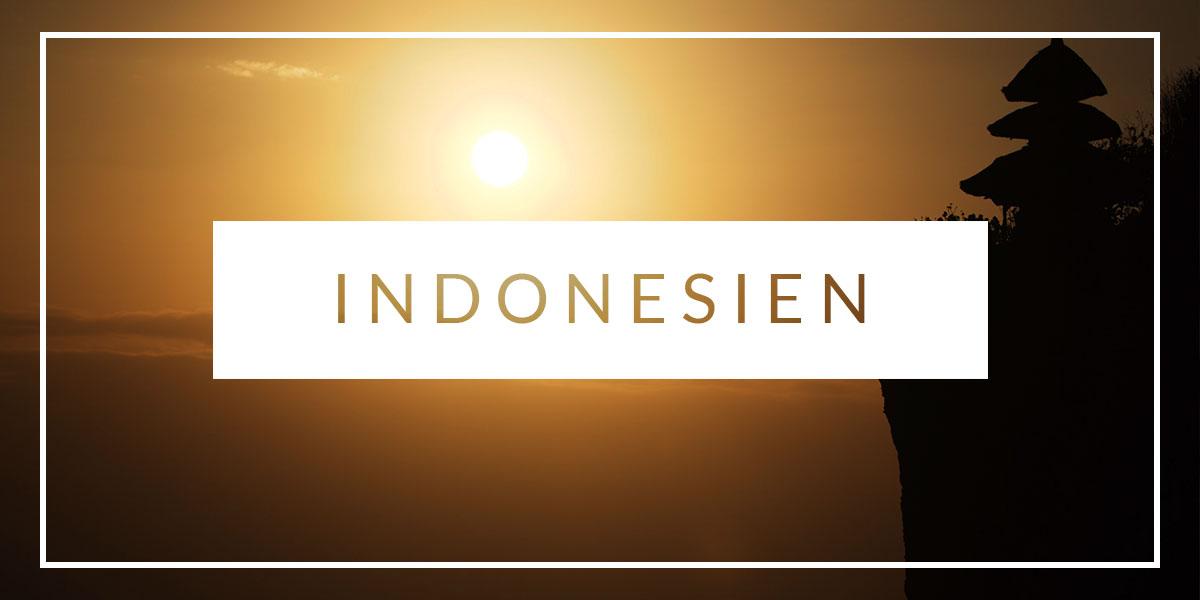 Indonesien rejseguide