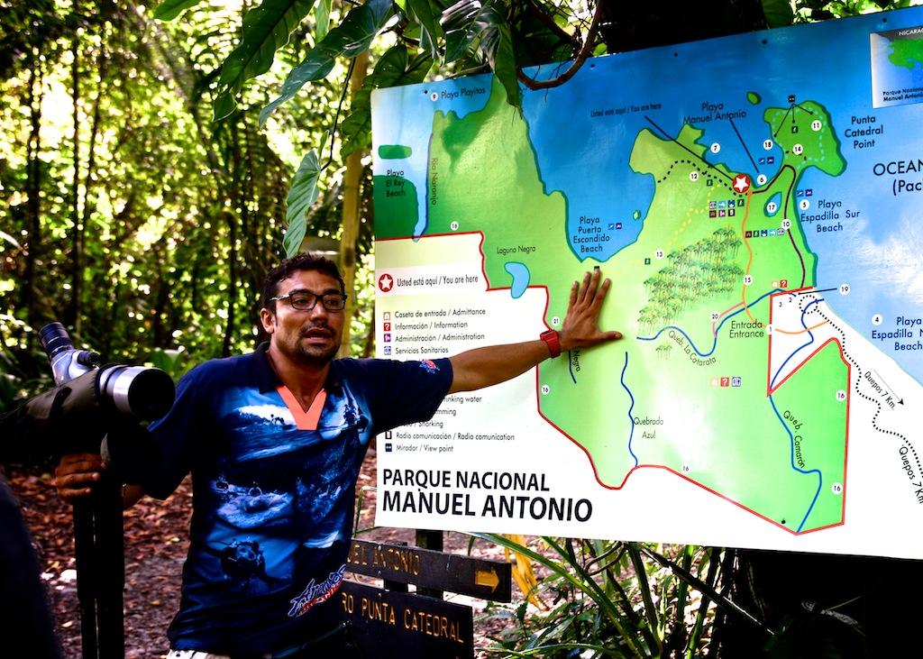 Manuel Antonio i Costa Rica 20
