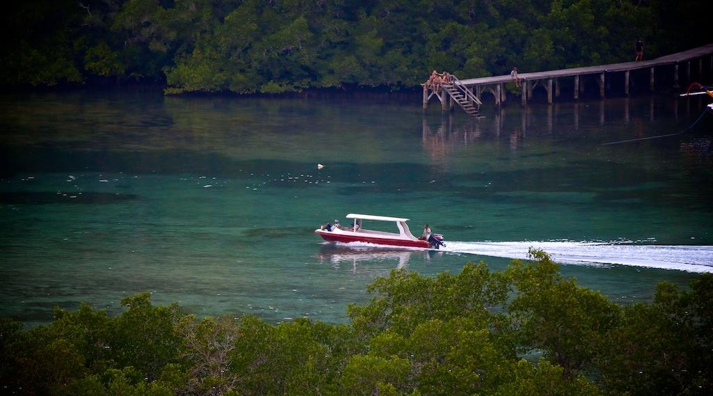 Rejse til Nusa Lembongan 2
