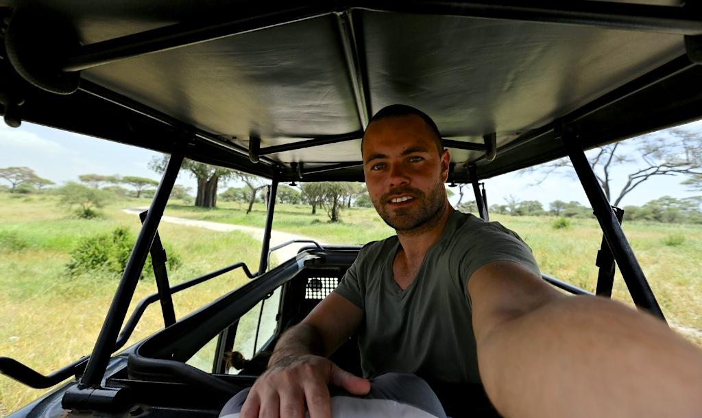 Safari i Tanzania 7