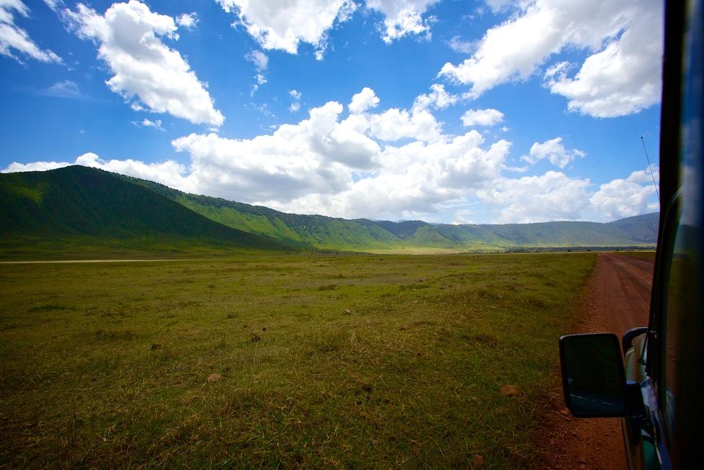 Safari i masai land 11