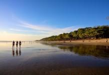 Smukkeste strand i Costa Rica