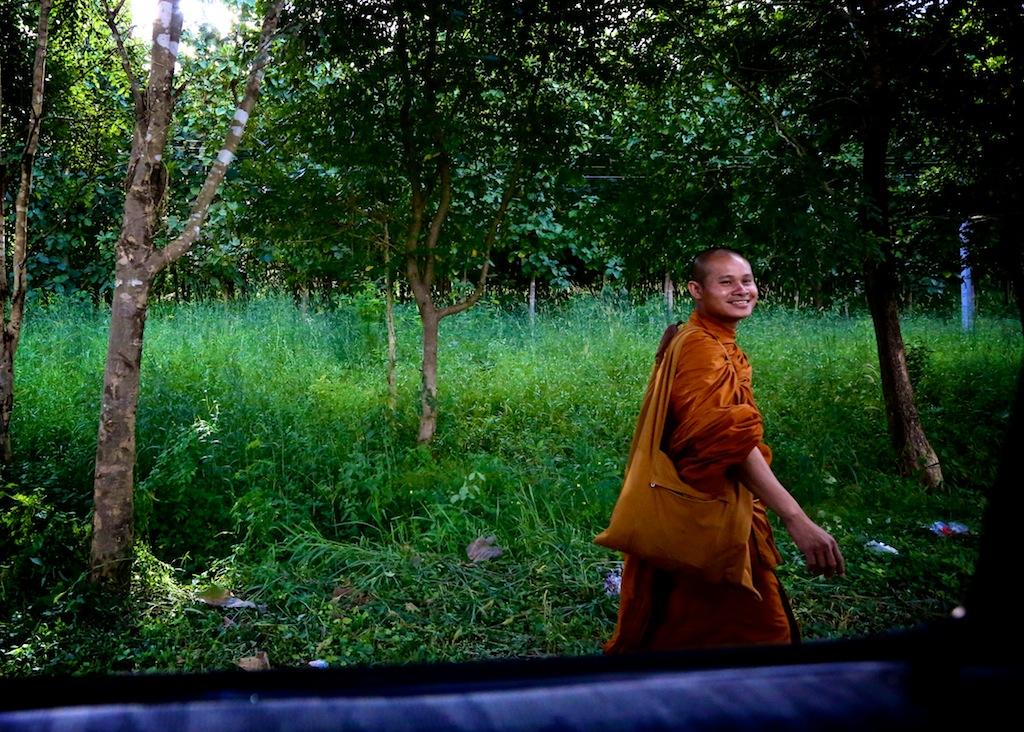 Shaman i Nordthailand 10