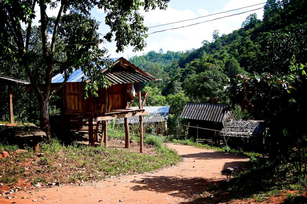 Shaman i Nordthailand 2