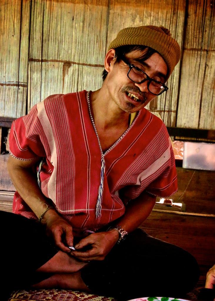 Shaman i Nordthailand 3