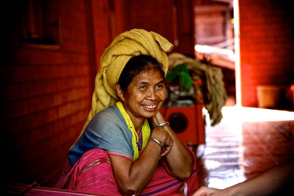 Shaman i Nordthailand 8