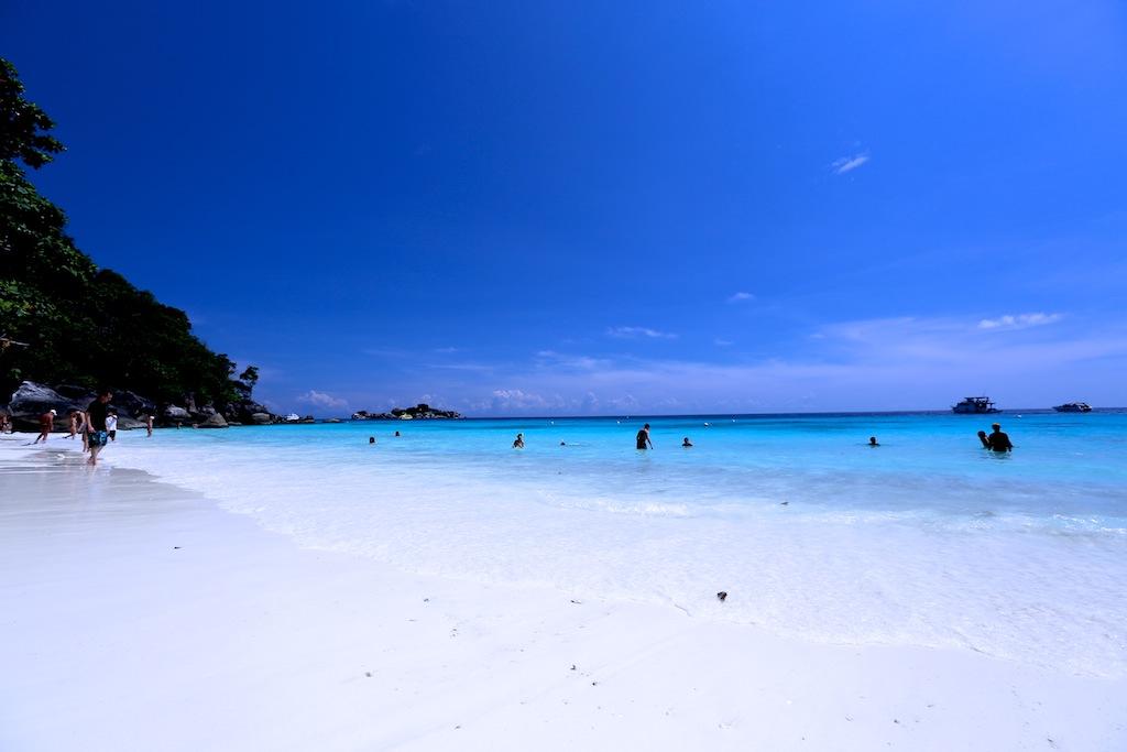 Simland Island strand
