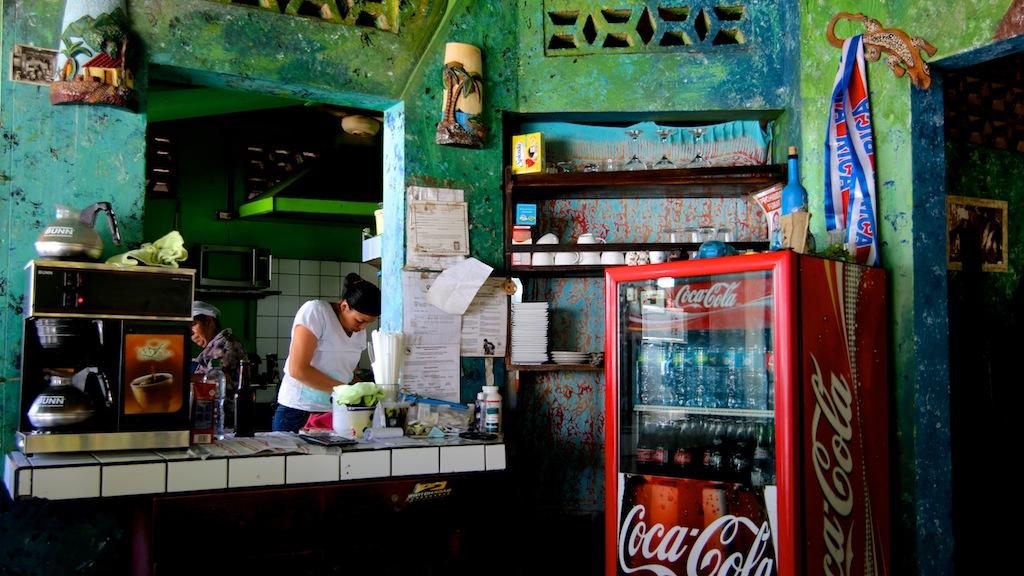 Soda Montezuma i Costa Rica 2