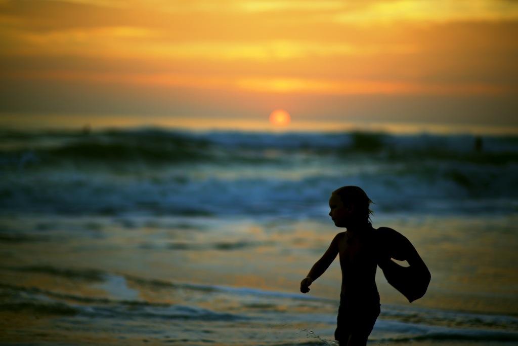 Surfing ved Santa Teresa 5