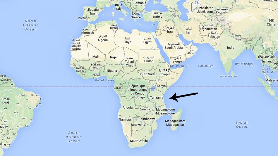 Tanzania og Zanzibar