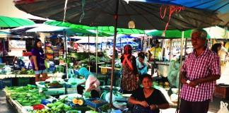Marked i Thailand