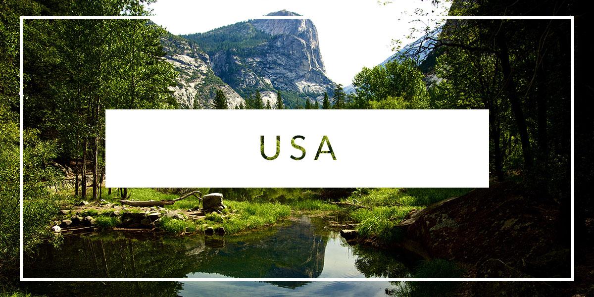 USA rejseguide