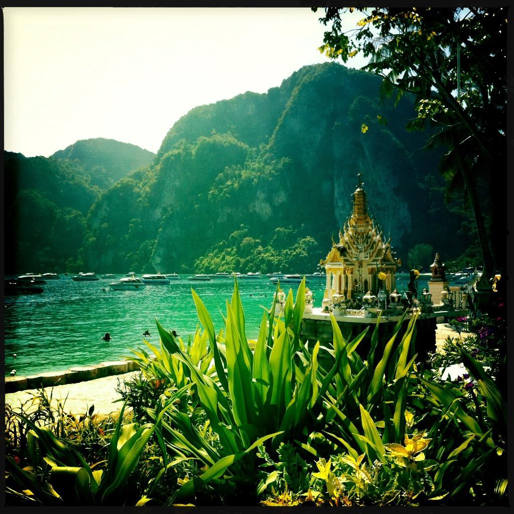 Øhop fra Phuket 7