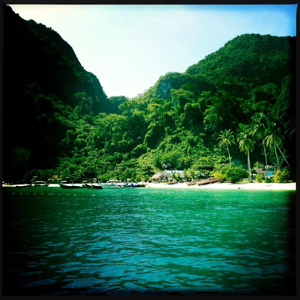 Øhop fra Phuket 8