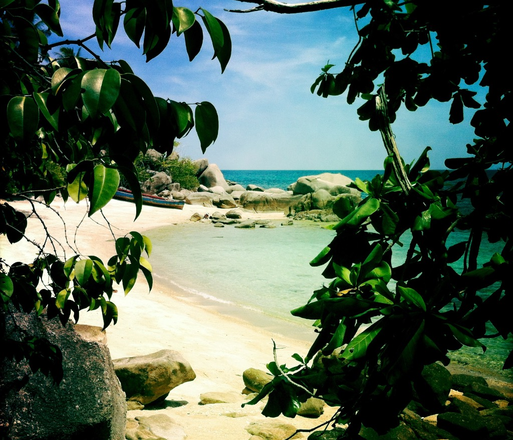 Bedste strand Koh Tao