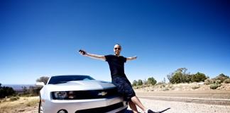 Valg af bil på road trip i USA