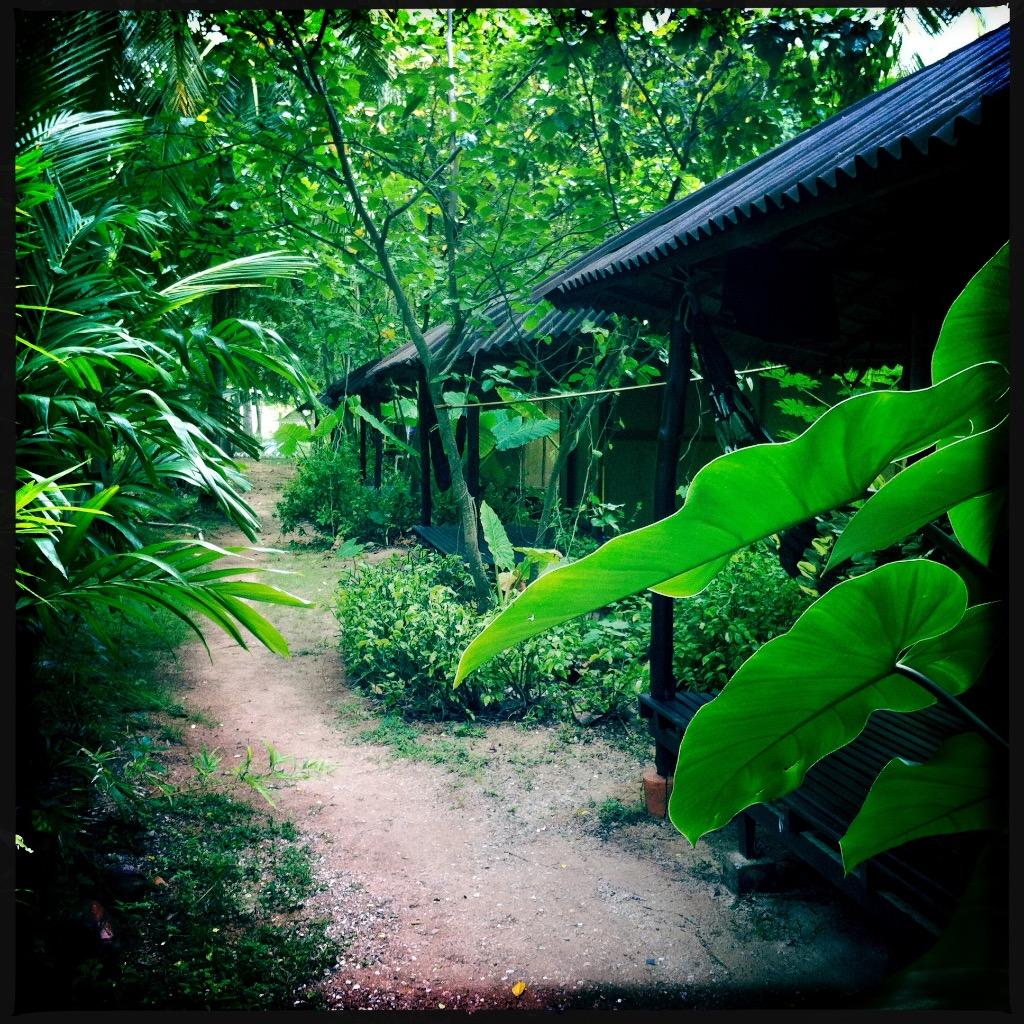 Bungalow på Koh Lanta