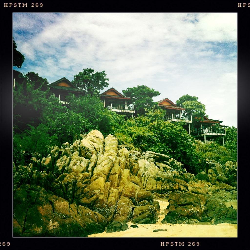 Bungalow på Koh Phangan 4