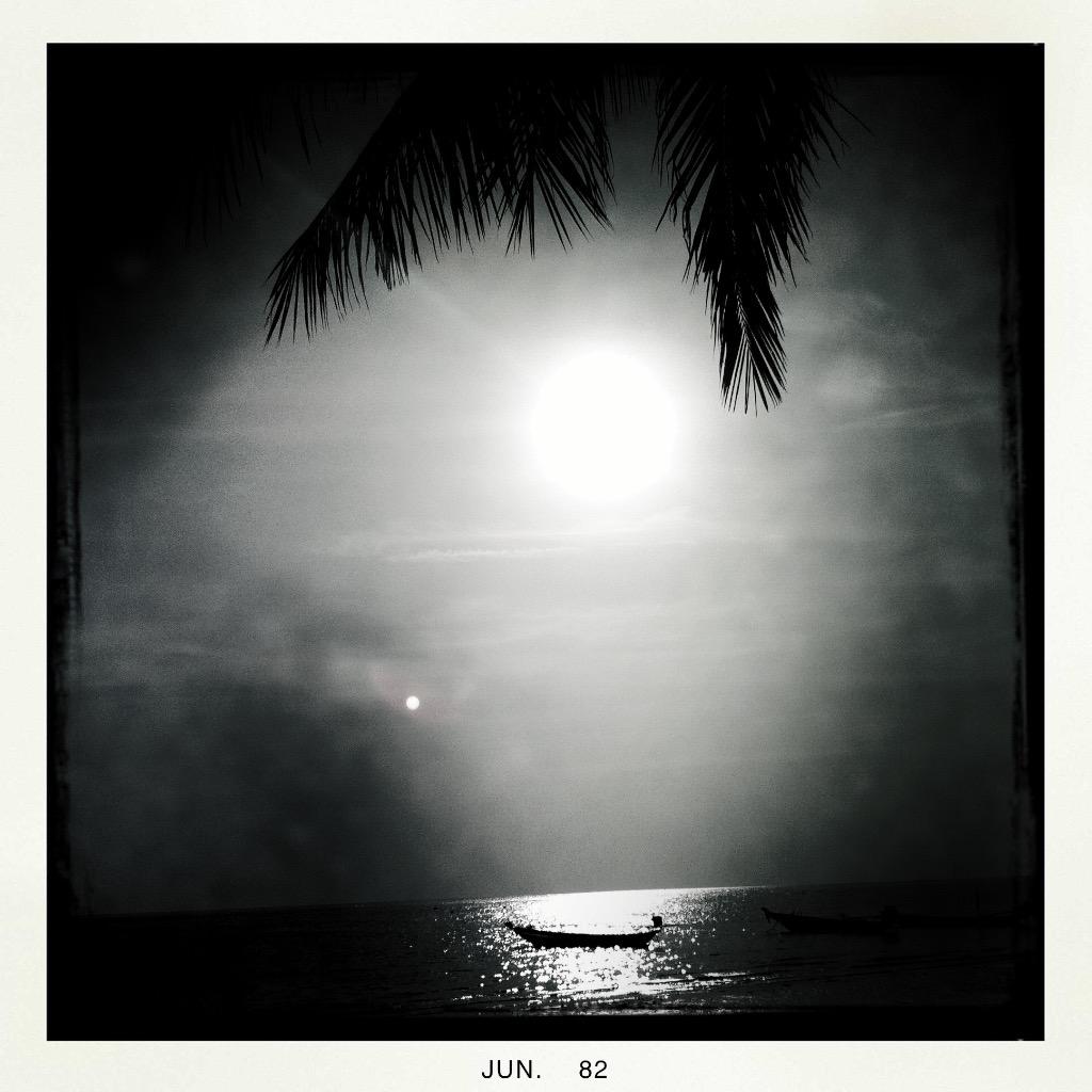Strande på Koh Tao 14
