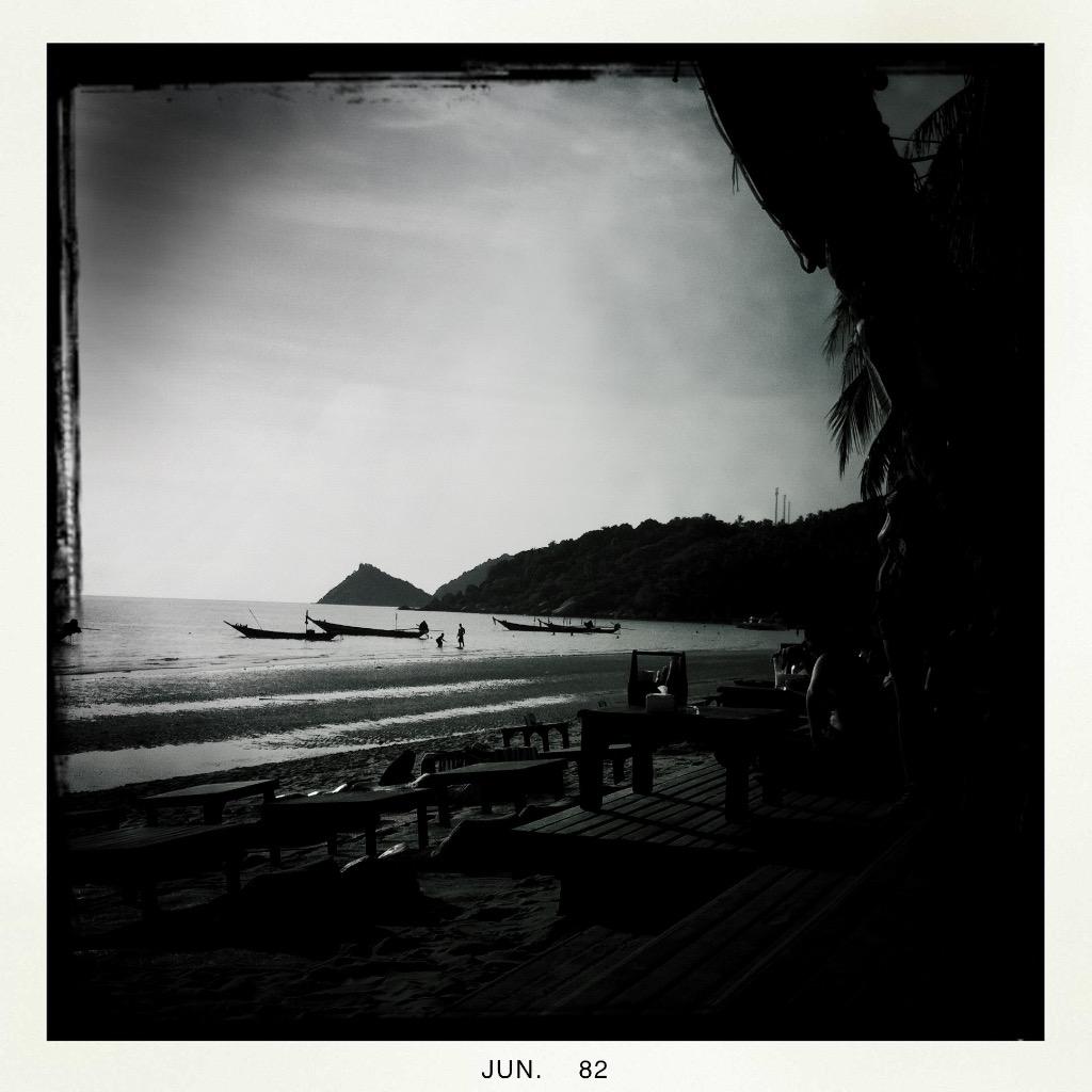 Strande på Koh Tao 15