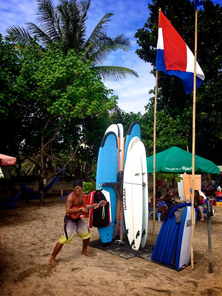 Surfing Kuta 3