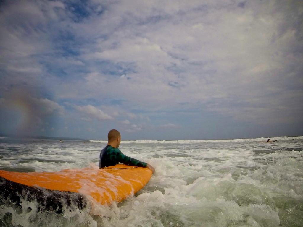 Surfing Kuta 6