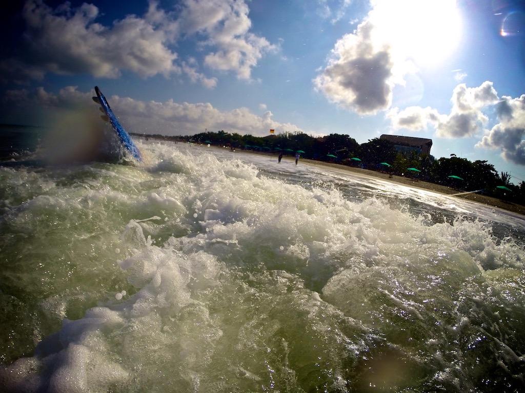 Surfing Kuta 8