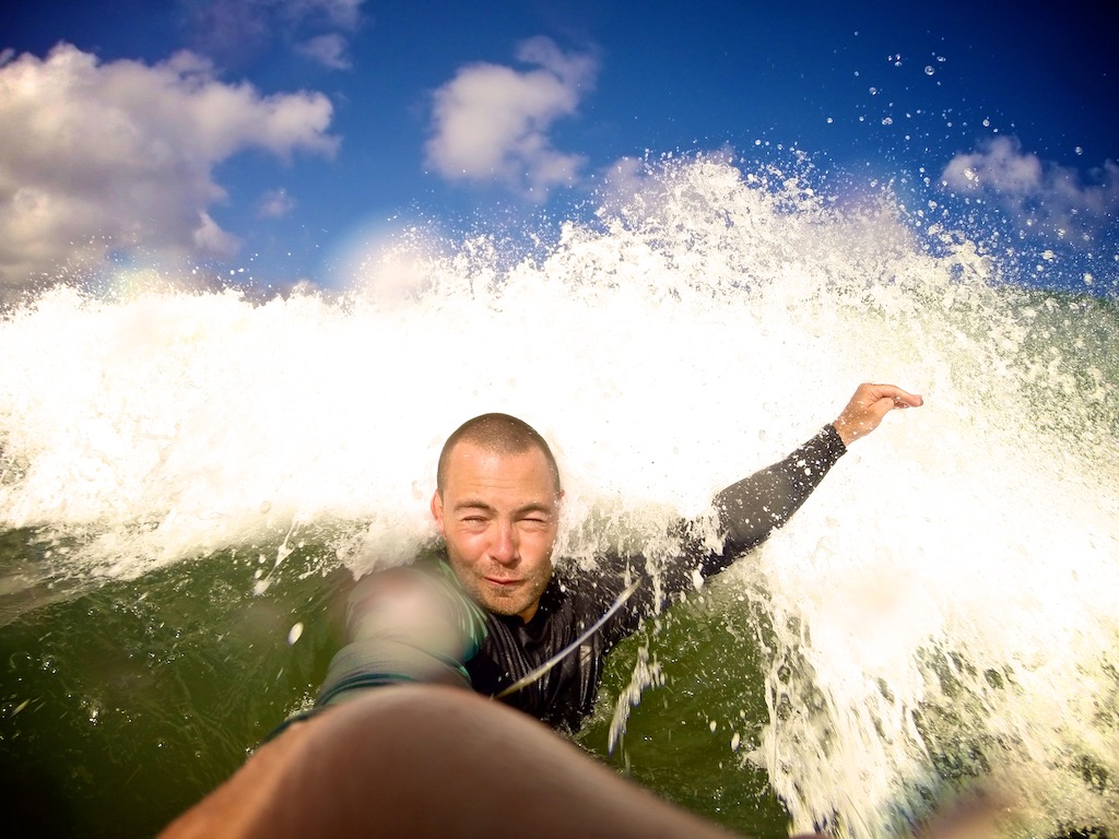 Surfing Kuta 9