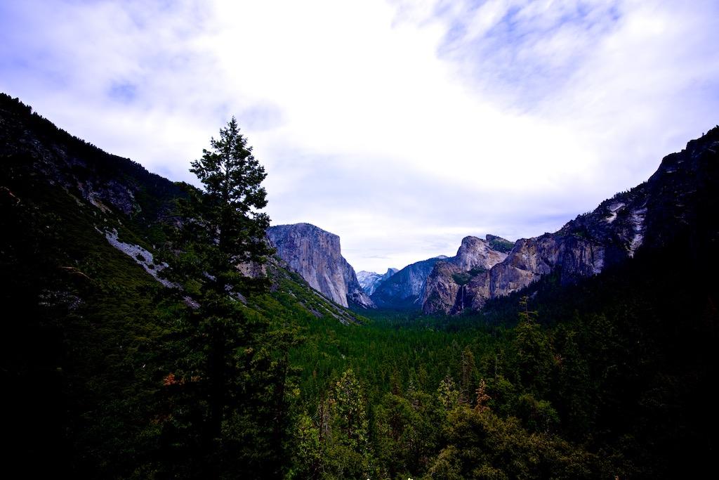 Yosemite Nationalpark 12